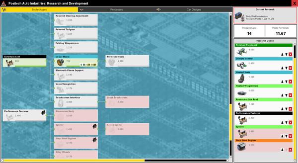 Скриншот №2 к Production Line  Car factory simulation