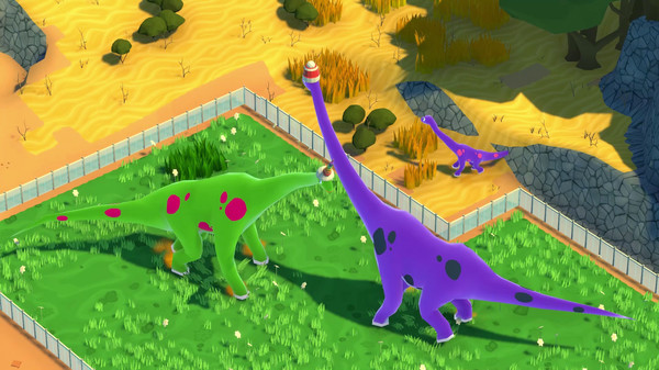 Screenshot of Parkasaurus
