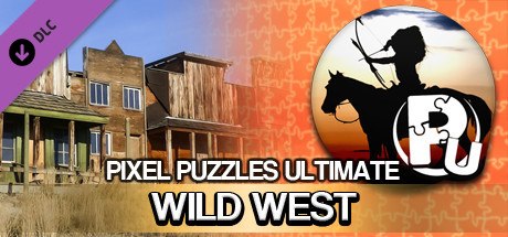 Pixel Puzzles Ultimate - Puzzle Pack: Wild West