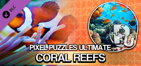 Jigsaw Puzzle Pack - Pixel Puzzles Ultimate: Coral Reef