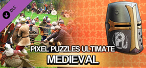Pixel Puzzles Ultimate - Puzzle Pack: Medieval