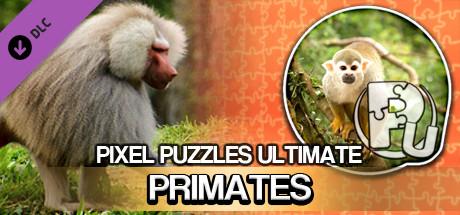 Pixel Puzzles Ultimate - Puzzle Pack: Primates
