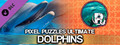 Jigsaw Puzzle Pack - Pixel Puzzles Ultimate: Dolphins