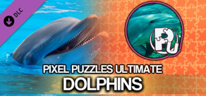 Pixel Puzzles Ultimate - Puzzle Pack: Dolphins