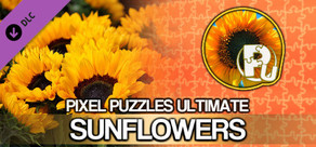 Pixel Puzzles Ultimate - Puzzle Pack: Sunflowers