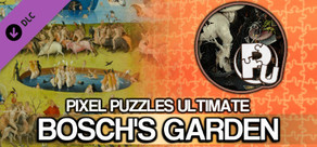 Pixel Puzzles Ultimate - Puzzle Pack: Bosch's Garden