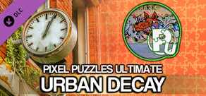 Pixel Puzzles Ultimate - Puzzle Pack: Urban Decay