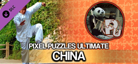 Jigsaw Puzzle Pack - Pixel Puzzles Ultimate: China