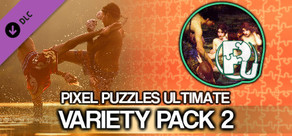 Pixel Puzzles Ultimate - Puzzle Pack: Variety Pack 2