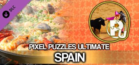 Pixel Puzzles Ultimate - Puzzle Pack: Spain