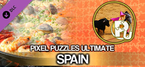 Pixel Puzzles Ultimate - Puzzle Pack: Spain