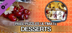 Pixel Puzzles Ultimate - Puzzle Pack: Desserts