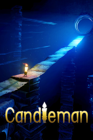 Candleman: The Complete Journey poster image on Steam Backlog