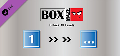 Box Maze - Unlock All Levels