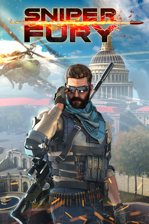 Sniper Fury poster image on Steam Backlog