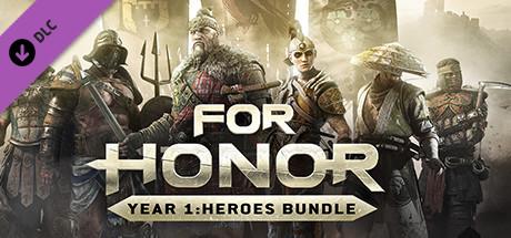 FOR HONOR™ Year 1 Heroes Bundle