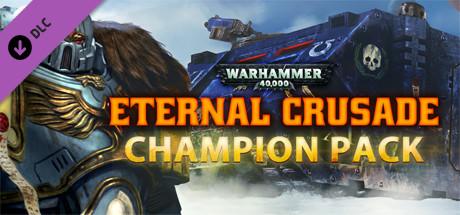 Warhammer 40,000: Eternal Crusade - Champion Weapon Pack
