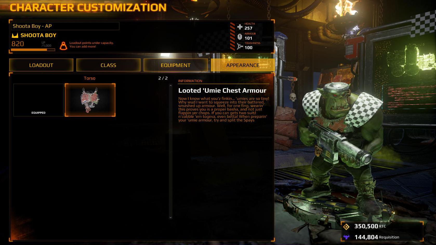 Warhammer 40,000: Eternal Crusade - Waaagh! Pack 2017 pc game Img-4