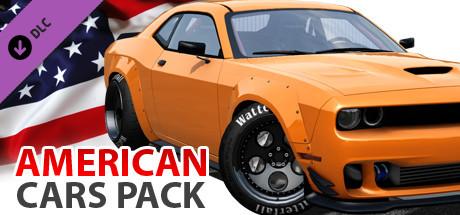 Peak Angle: Drift Online - American Cars Pack