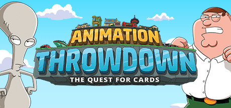 Animation Throwdown The Quest for Cards