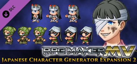 RPG Maker MV - Japanese Character Generator Expansion 2 on Steam