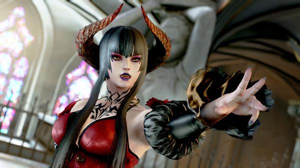TEKKEN 7 Eliza Character (DLC)