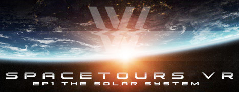Spacetours VR - Ep1 The Solar System - 空间旅行 VR - Ep1 太阳系