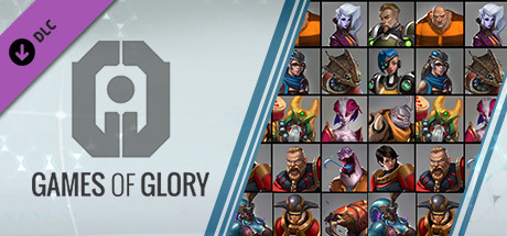 "Games of Glory - ""Gladiators Pack"""