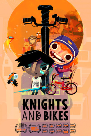 Knights And Bikes poster image on Steam Backlog