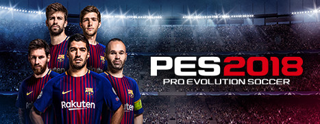 Now Available on Steam – PRO EVOLUTION SOCCER 2018