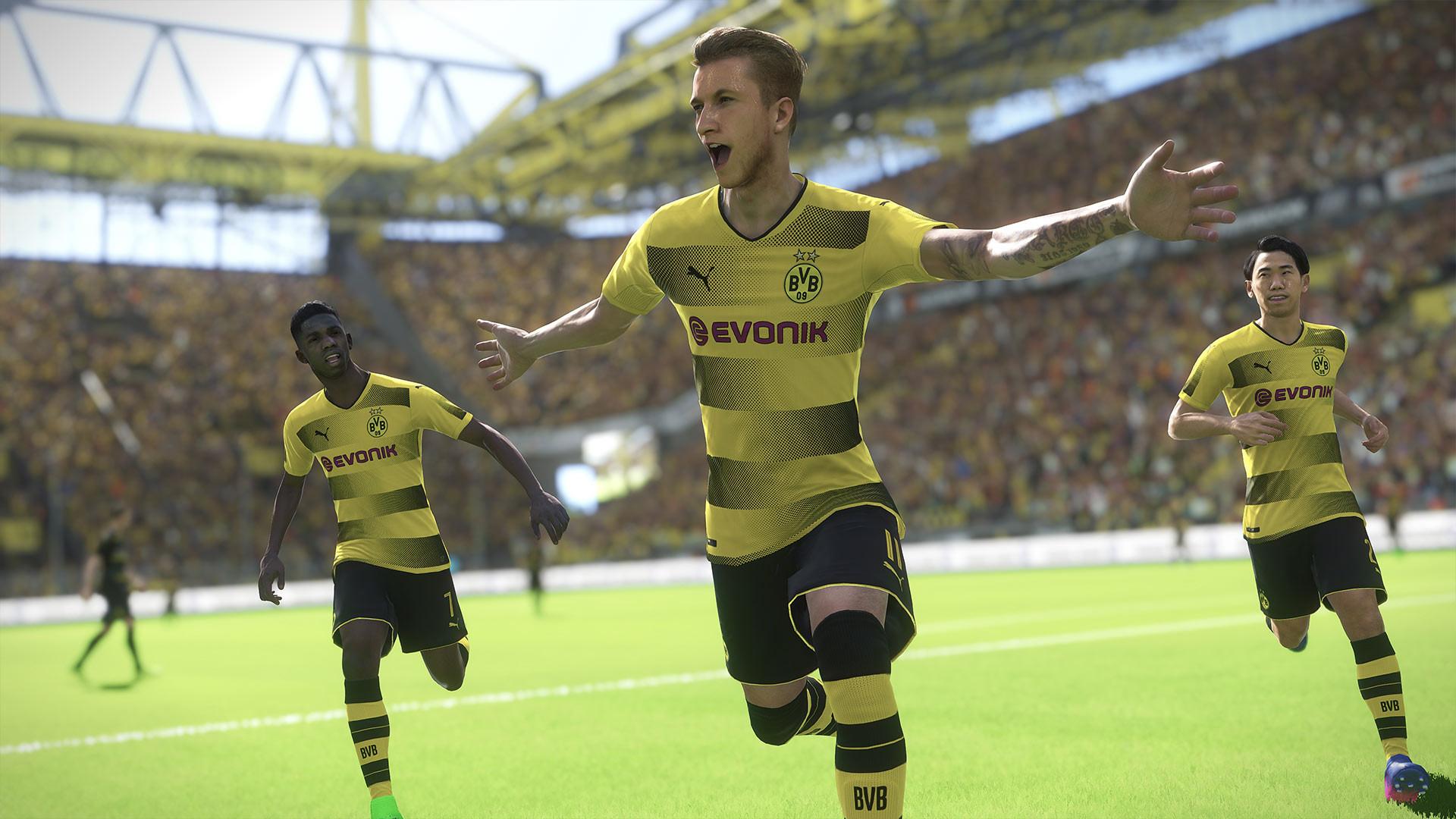 Pro Evolution Soccer 2018 Screenshot 1