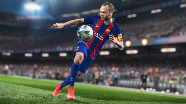 Download Pro Evolution Soccer 2018 - Barcelona Edition Full Version