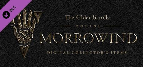 The Elder Scrolls Online - Morrowind - Digital Collectors Items