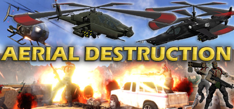 Teaser image for Aerial Destruction