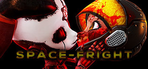 SPACE-FRIGHT cover art