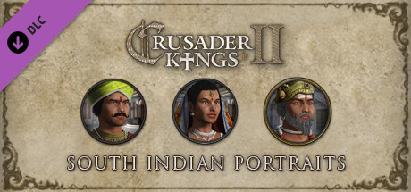 Crusader Kings II: South Indian Portraits 5 Year Anniversary Gift on Steam