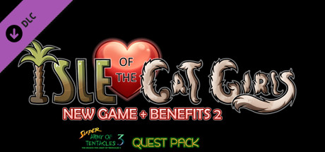 SUPER ARMY OF TENTACLES 3, XPACK III: Isle of the Cat Girls