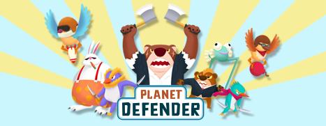 Planet Defender - 星球守卫者