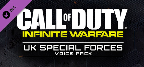 Call of Duty: Infinite Warfare - UK Special Forces VO Pack