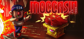Moccasin cover art