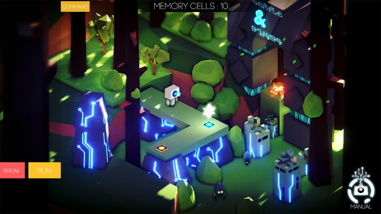 Algotica Iteration 1 Screenshot 1