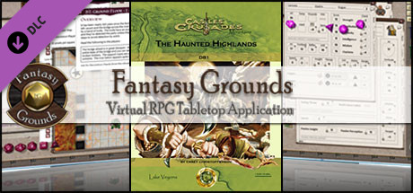 Fantasy Grounds - DB1 The Haunted Highlands (Castles and Crusades)