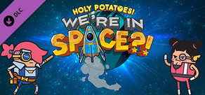 Holy Potatoes! We're in Space?! Soundtrack FLAC cover art