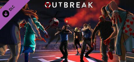 Outbreak - Fire Player Skin