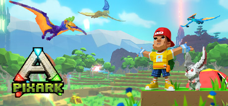 PixARK on Steam Backlog