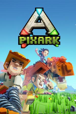 PixARK poster image on Steam Backlog