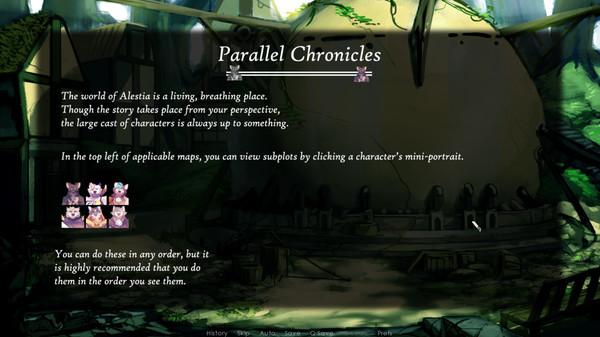 Скриншот из Winds of Change