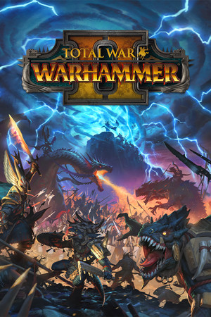 Total War: WARHAMMER II poster image on Steam Backlog