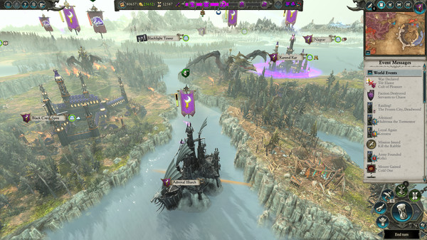 Capture d'écran n°1 du Jeu Total War: WARHAMMER II
