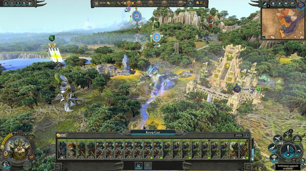 Capture d'écran n°2 du Jeu Total War: WARHAMMER II